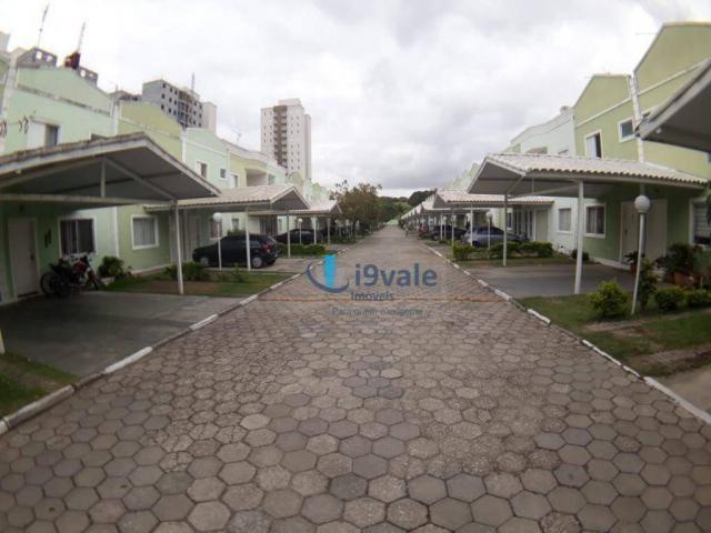 Casa residencial em condomínio fechado à venda, jardim califórnia, jacareí. - Foto 2