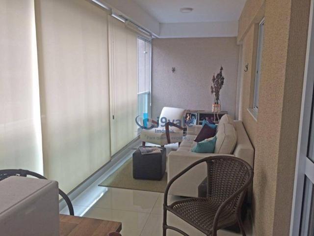 Apartamento sky house com 3 dormitórios à venda, 157 m² por r$ 940.000 - jardim aquarius -