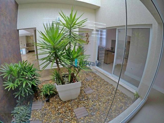 Linda casa térrea à venda, condomínio alto luxo mirante do vale, jacareí-sp - Foto 18