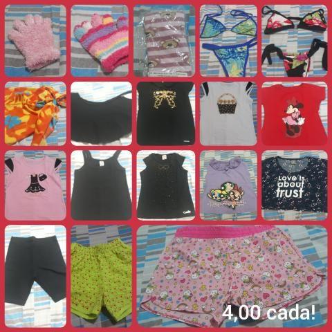 80af89a09 Desapegando de roupas e calçados - Roupas e calçados - Cruzeiro Novo ...