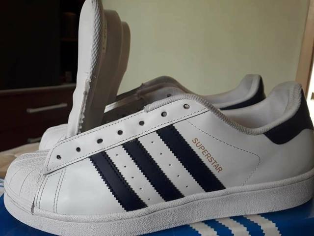 79f38dc427c Vendo esse Adidas superstar novo super conservado - Roupas e ...