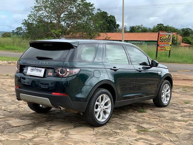 Land Rover Discovery Sport HSE 2.2 4x4 diesel 7 lugares 2016 - Foto 4
