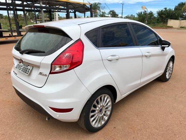New Fiesta Titanium 1.6 Automático 2014 - Foto 5