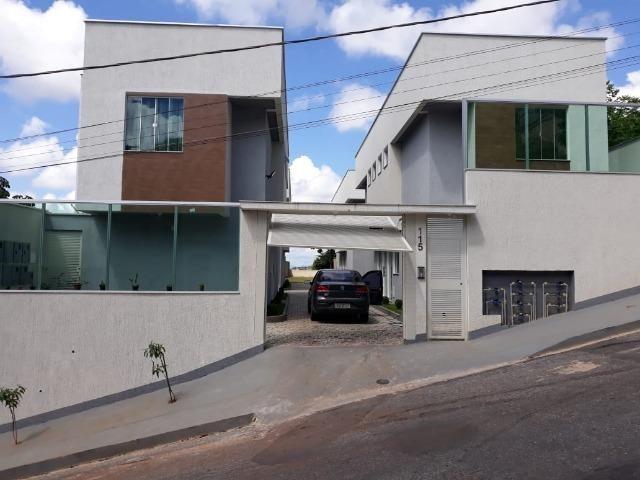 Casa Bairro Res. Bethania, 2 qts/suíte, Condominio fech., 75 m². Valor 170 mil - Foto 3