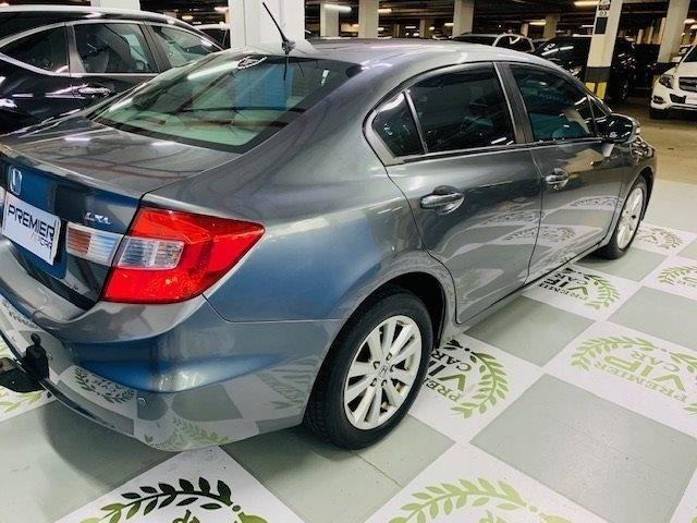 Honda Civic 1.8 lxs 16v flex 4p automático - Foto 8