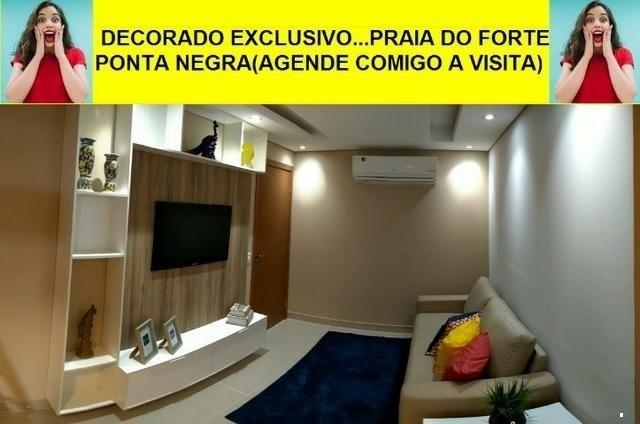 More em Ponta Negra  Financie seu AP 2Quartos com Facilidade pelo MCMV, Entrada em 60x - Foto 2