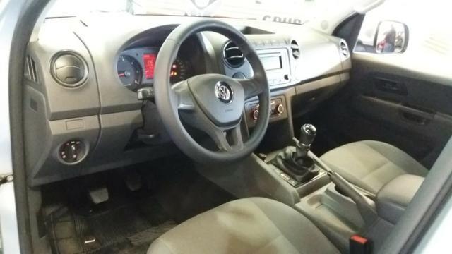 Volkswagen Amarok CD 2.0 SE 4x4 2016 Diesel, Prata - Foto 11