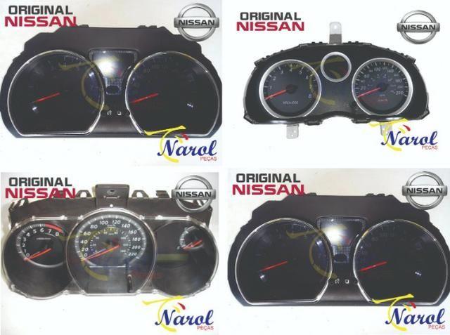 Painel Instrumentos Nissan March, Versa, Tiida, Livina, Sentra, Kicks