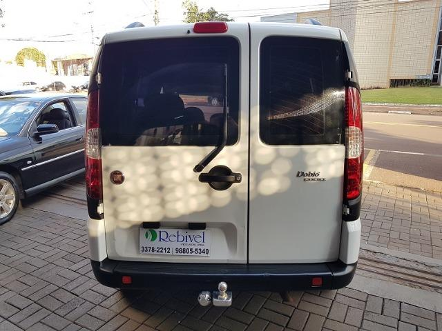 Fiat Doblo Essence 1.8 Flex 16V 5p - Foto 6