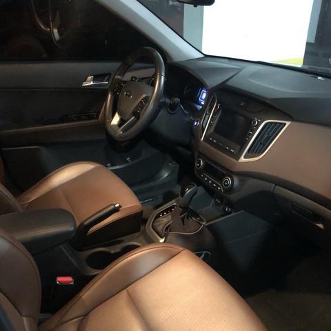 Hyundai Creta 2.0 16V Flex Automático 2018 - Unico Dono - Para Vender Rapido - Foto 5