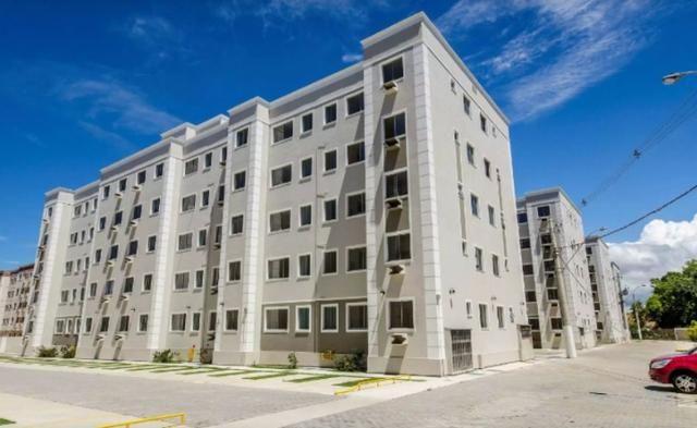 Apartamento 2 quartos, 2º andar no cond. Viva Juara em Jacaraípe - Foto 10
