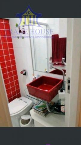 Apartamento à venda com 2 dormitórios em Vila mariana, São paulo cod:25748 - Foto 9