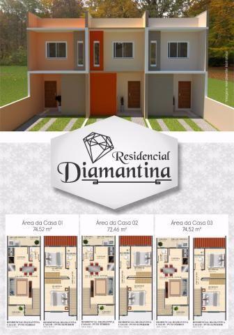 Sobrado no bairro passo manso, no residencial diamantina, casa 03, com 02 dormitórios, 1 v - Foto 13