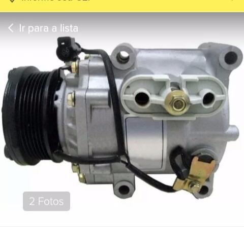 Compressor de Ar condicionado Automotiva