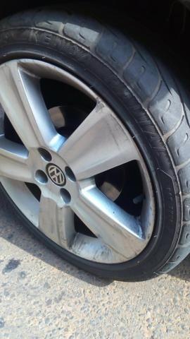 Vendo 7 pneus 225-40-R18 novos - Foto 12