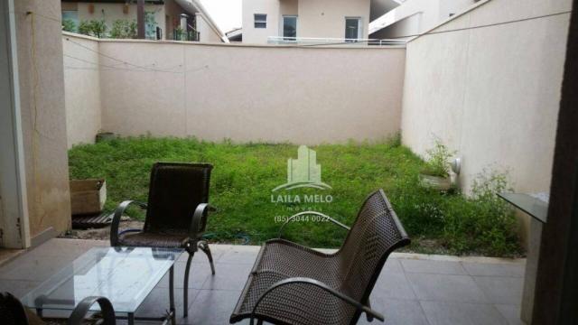 Casa dúplex em condomínio na lagoa redonda,190 m2, 4 quartos, lazer completo,fortaleza - Foto 3