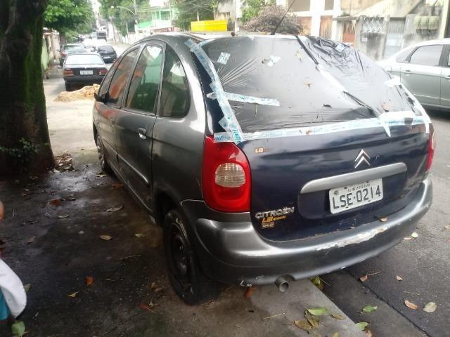 Peças de picasso Carro todo R$ 1,300 motor,para brisa,caixa de macha,painel digital,ETC - Foto 4