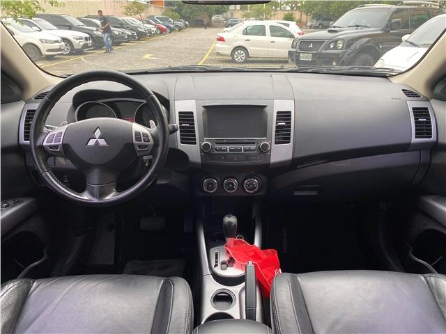 Mitsubishi Outlander 2.0 16v gasolina 4p automático - Foto 8