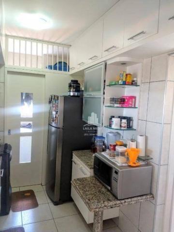 Apartamento projetado,60 m2,3 quartos, 2 vagas,edson queiroz - Foto 12
