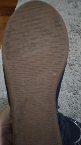 Tenis sneaker arezzo 34 - Foto 3