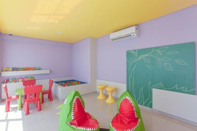 (L)Apartamento 2 Quartos 1 Suíte 1 vaga 52,65m² lazer próximo da praia Em Piedade - Foto 9