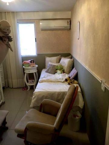 Apartamento 3 suítes no guararapes - Foto 9
