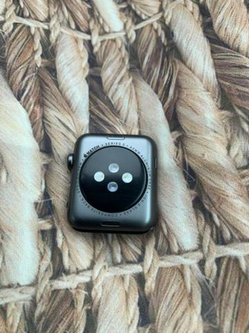 Apple Watch Series 3 42 mm preto - Foto 2