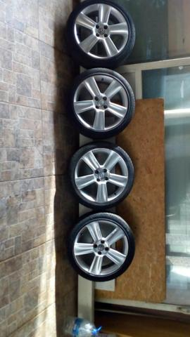 Vendo 7 pneus 225-40-R18 novos - Foto 15