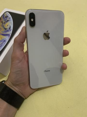 IPhone XS MAX 64 GB Branco - Foto 3