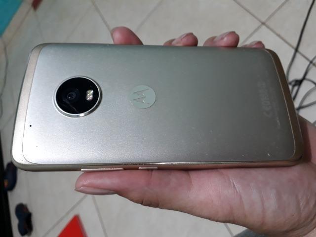 Celular G5 plus