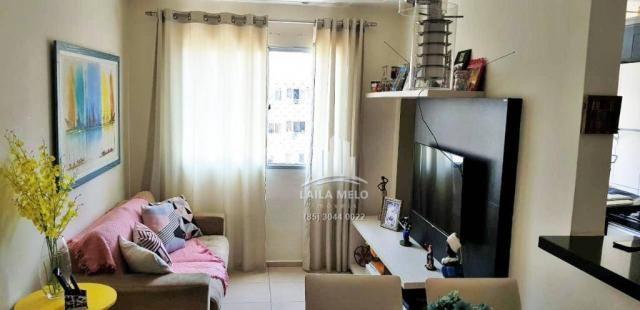 Apartamento em messejana, oportunidade. - Foto 19