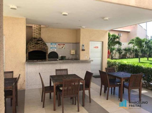 Apartamento com 2 dormitórios à venda, 54 m² por r$ 290.000,00 - jacarecanga - fortaleza/c - Foto 2