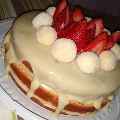 Naked cake, doces etc