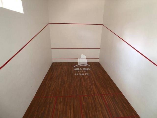 Apartamento no meireles,259 m2,4 quartos,4 vagas,lazer completo,paço do bem - Foto 14