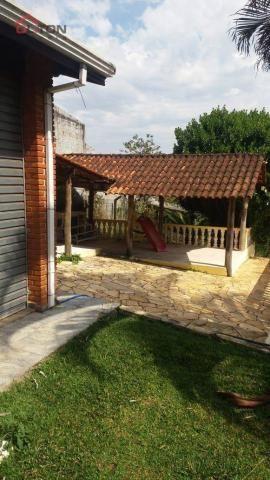 Chácara com 4 dormitórios à venda, 2500 m² por r$ 424.000,00 - caioçara - jarinu/sp - Foto 3