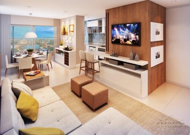 Apartamento à venda com 3 dormitórios em Monte verde, Florianópolis cod:9338 - Foto 9