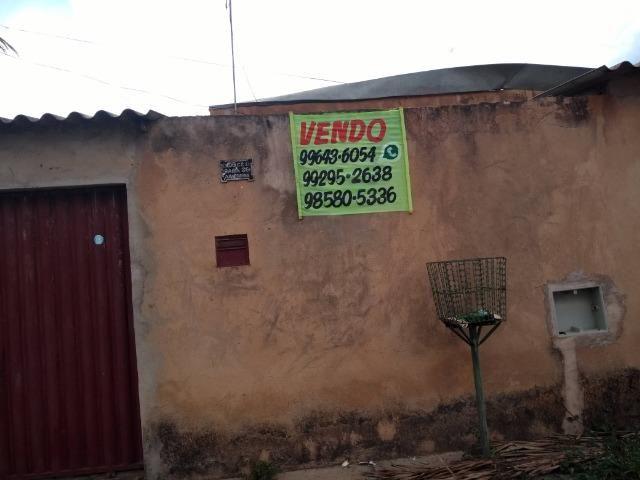 Vendo Casa no Arapoanga Planaltina DF, Rua da Sapeka modas Próx ao Mercado Timbaúba - Foto 3
