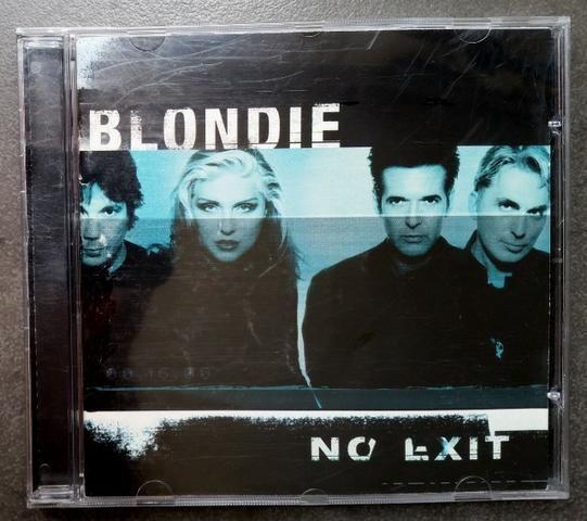 CD importado - Blondie - No Exit (1999)