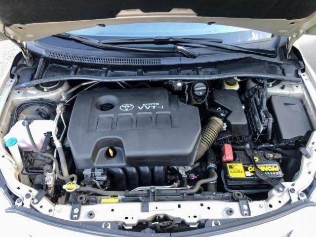 Corolla XEi 2.0 Flex 16V Aut. - Foto 14
