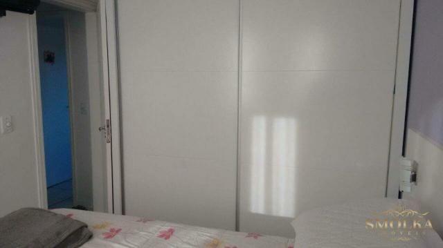 Apartamento à venda com 2 dormitórios em Canasvieiras, Florianópolis cod:9168 - Foto 9