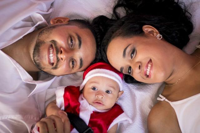 Ensaio de Natal infantil - Foto 2