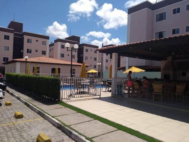 Alugo Apartamento Mobiliado - Solar SIM - cód. 1601