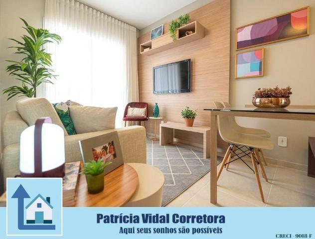 PRV29-Via jardins condômino clube Metron apartamento pronto pra morar entrada facilitada - Foto 5