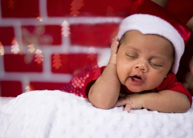 Ensaio de Natal infantil - Foto 4
