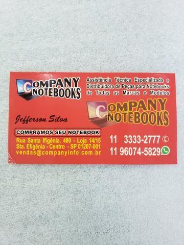 Assistência Técnica em Notebooks