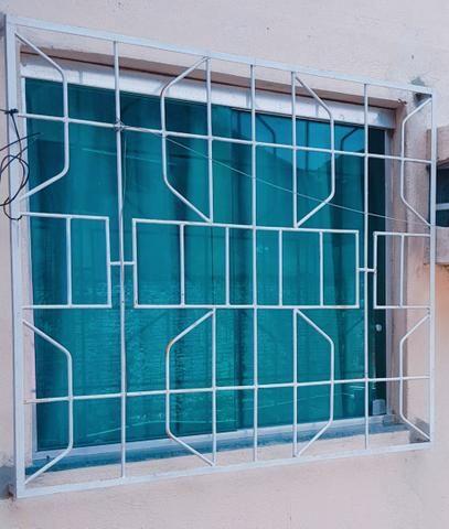 Grades para janelas e ar-condicionado - Foto 2