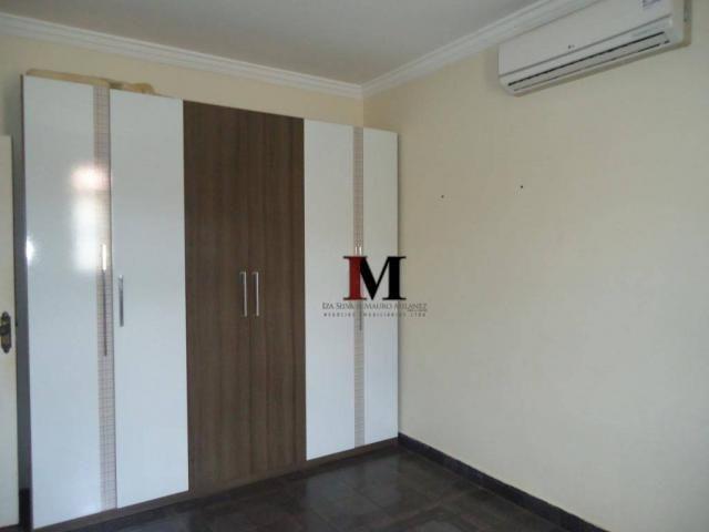Alugamos apartamento mobiliado com 3 quartos - Foto 17