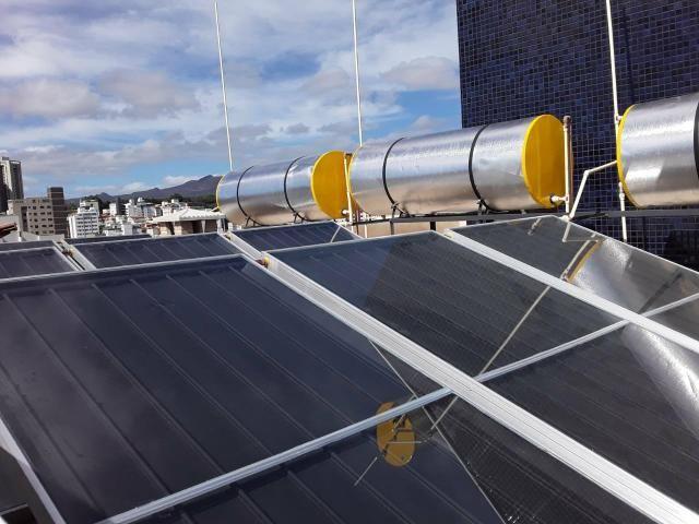 Aquecedor solar , kit ate 10x sem juros - Foto 3