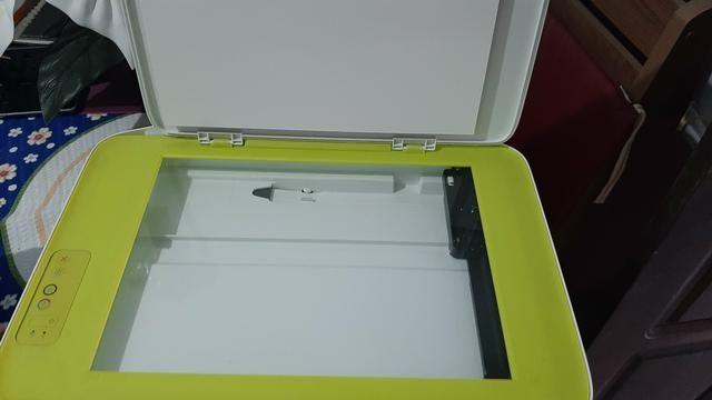 Impressora HP DeskJet 2136 - Foto 3