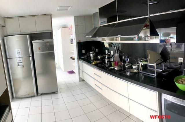 Apartamento com 3 suítes à venda, 218 m² por r$ 1.500.000 - meireles - fortaleza/ce - Foto 15